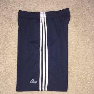 Adidas boys basketball shorts